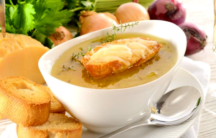 Луковый суп рецепт